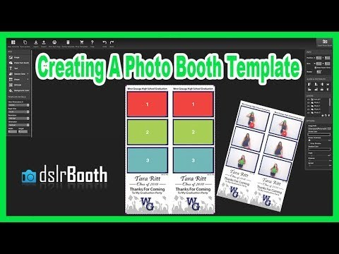Photo Booth Template Maker Free