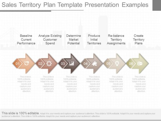 Powerpoint Sales Territory Plan Template