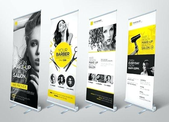 Template Vertical Banner Design Ideas