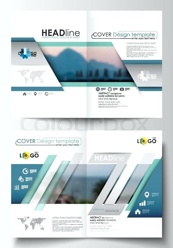 Travel Itinerary Booklet Template