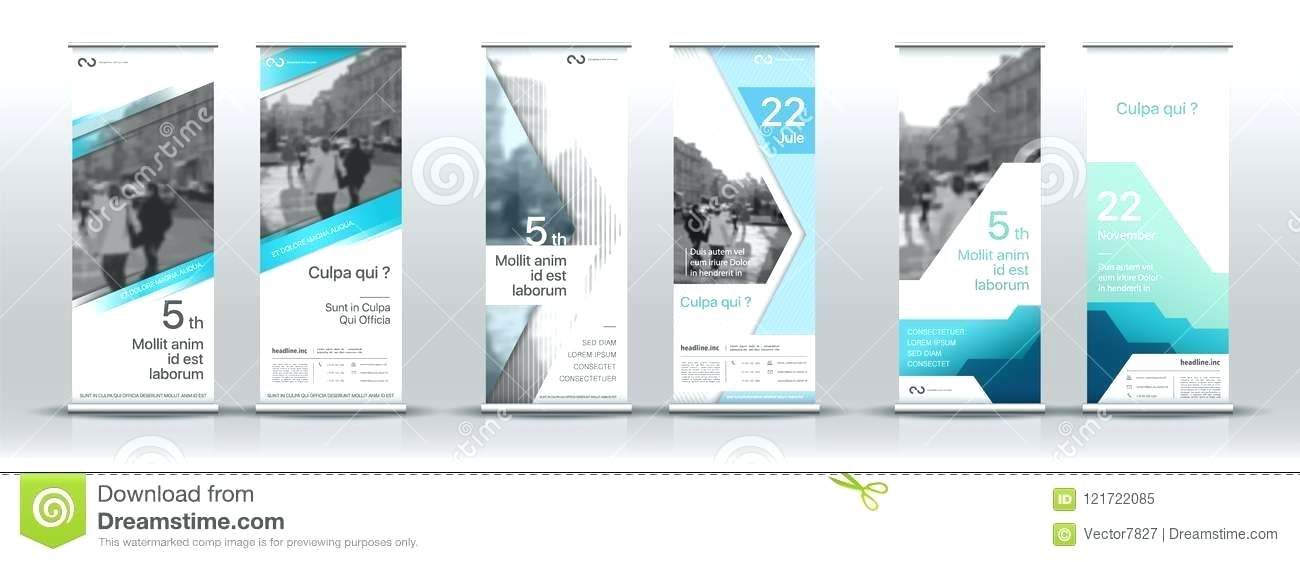 Vertical Banner Retractable Banner Template Banner Design Ideas