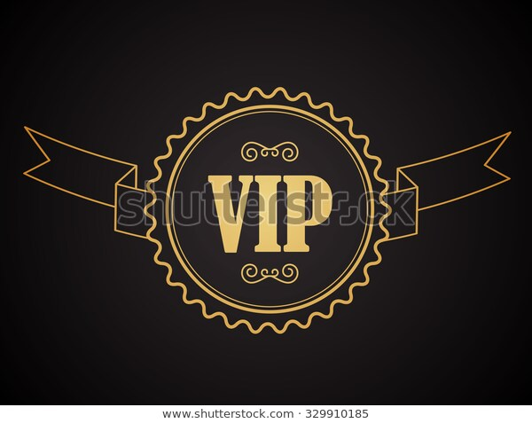 Vip Badge Template Free