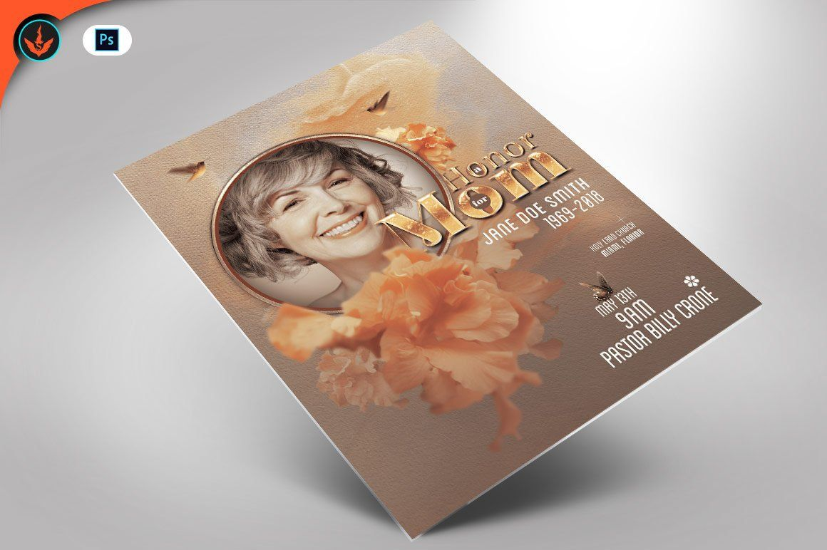 4x6 Flyer Template Photoshop