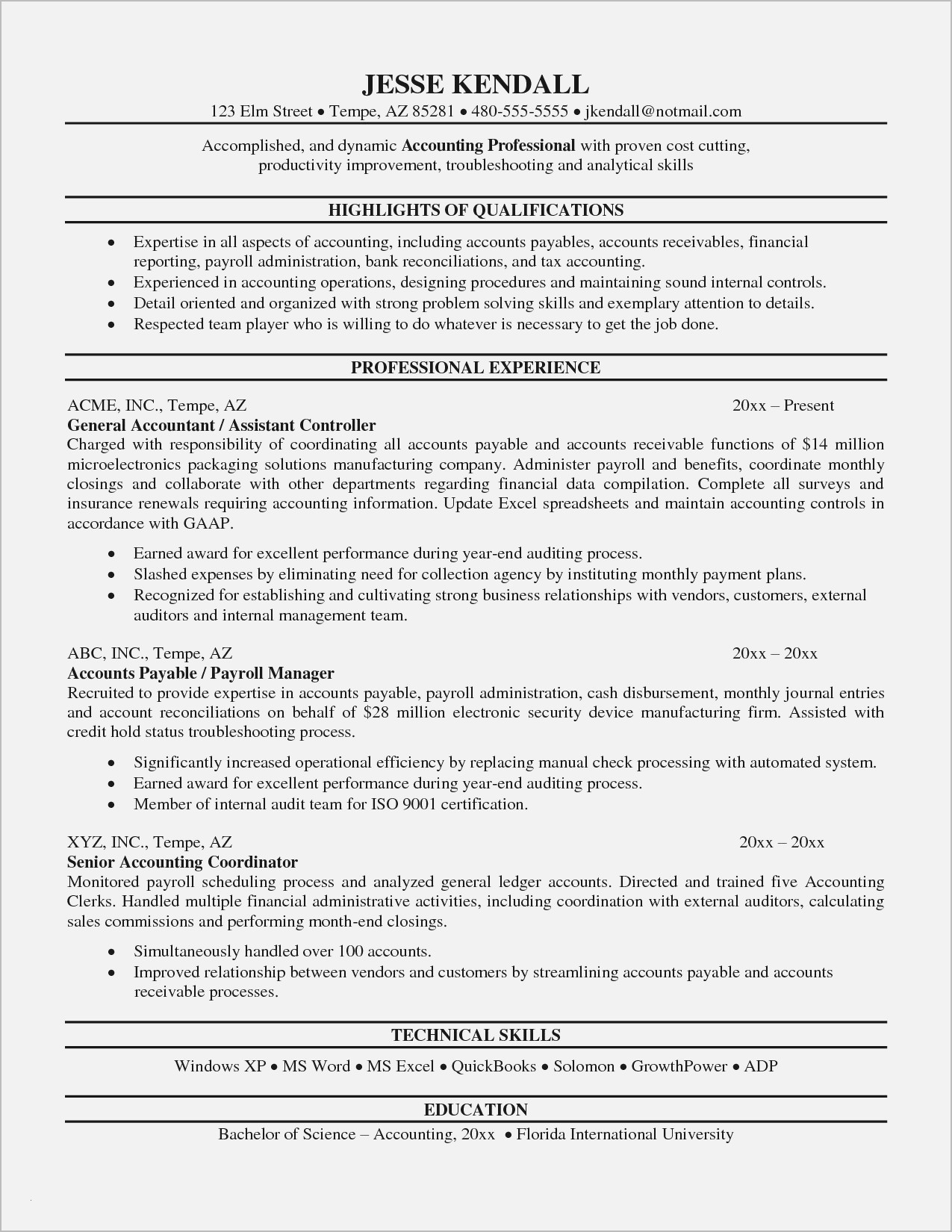 Accounts Receivable Policy And Procedures Template