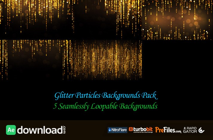 After Effects Particles Templates Free Download