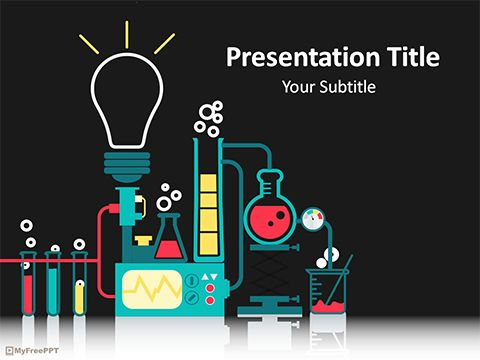 Animated Chemistry Powerpoint Templates Free Download
