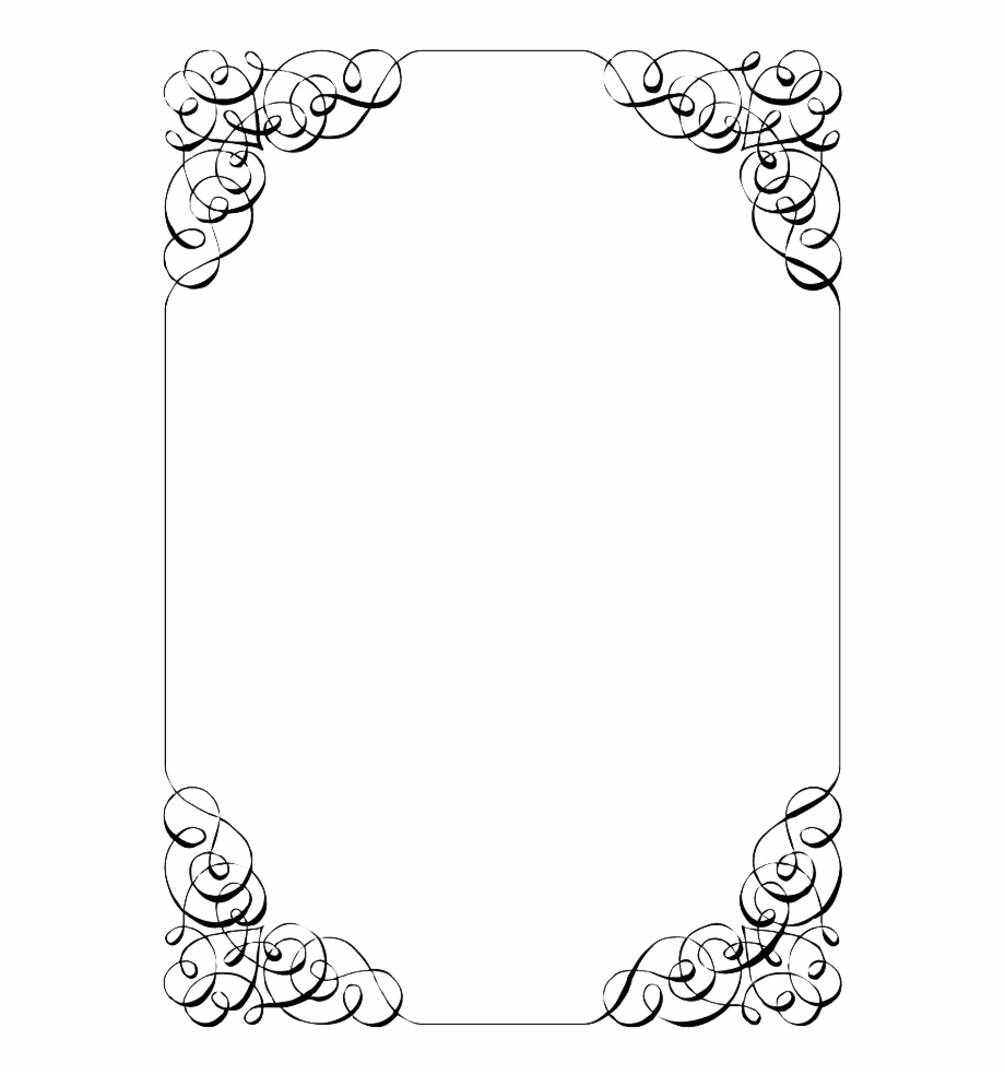 Blank Invitation Templates Png