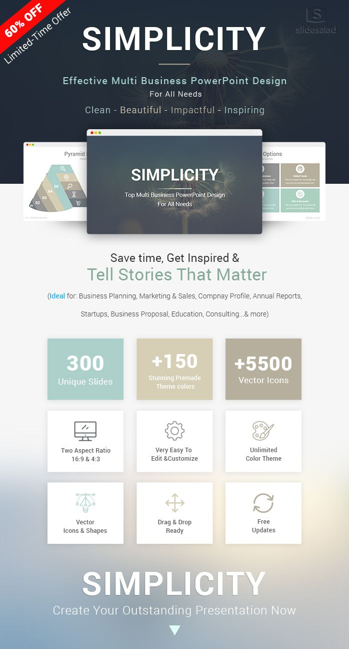 Business Professional Powerpoint Presentation Templates