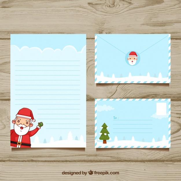 Christmas Templates For Envelopes