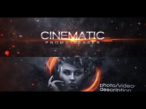 Cinematic After Effects Template
