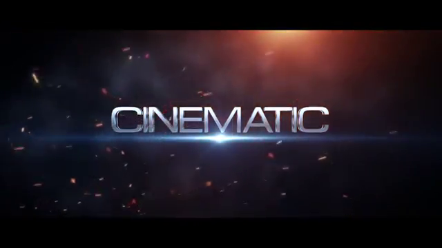Cinematic After Effects Templates Free Download