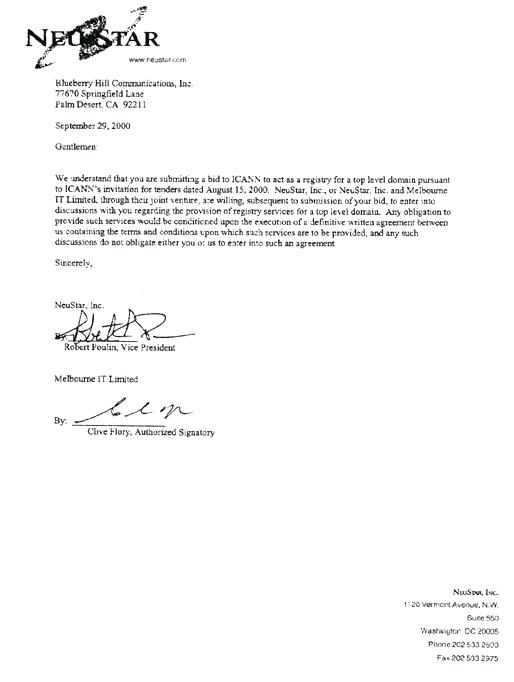 Contractor Subcontractor Letter Of Intent Template