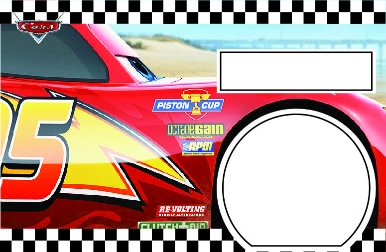 Disney Cars Cars Birthday Invitation Template Free Download