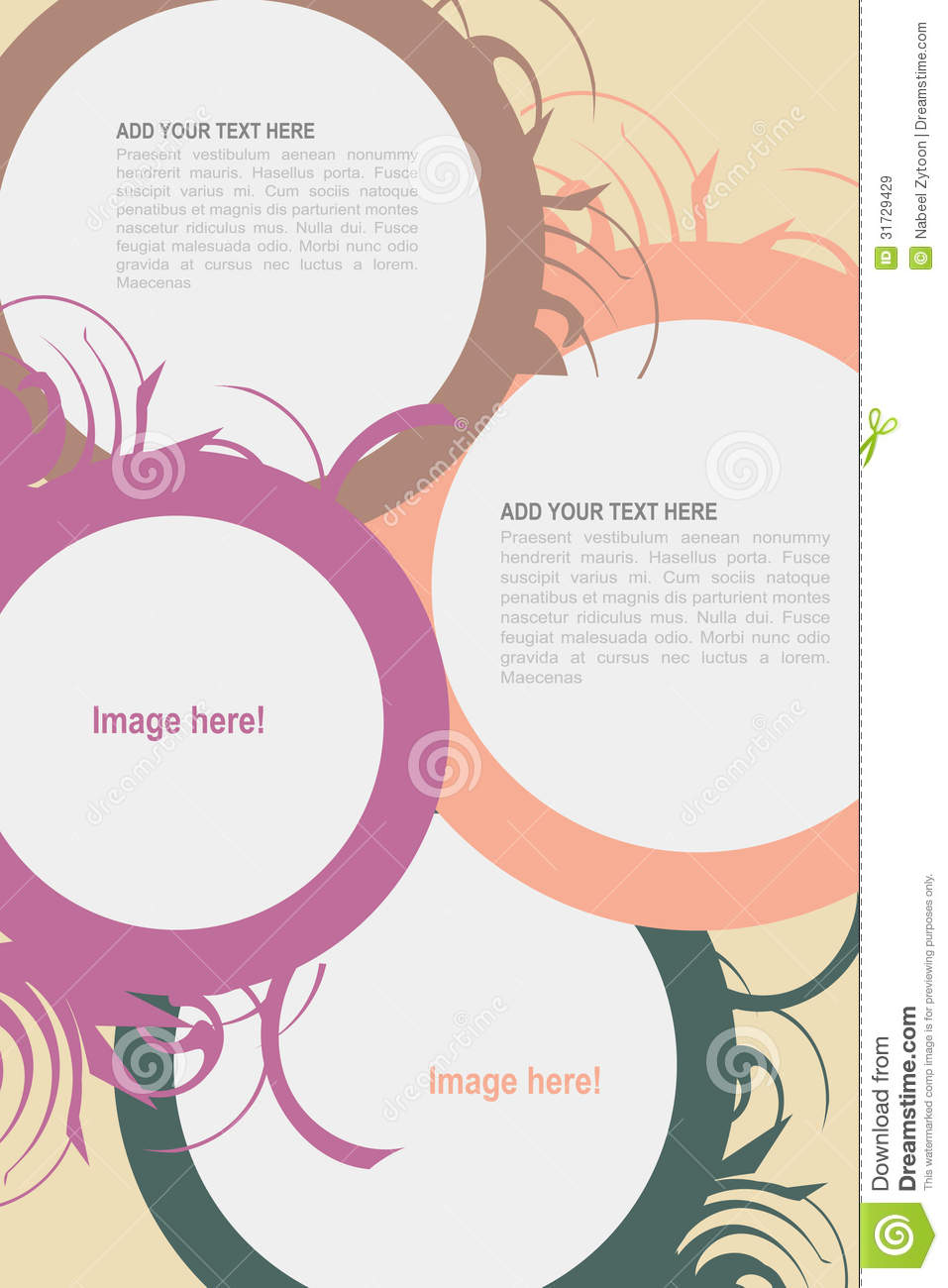 Downloadable Free Editable Flyer Templates