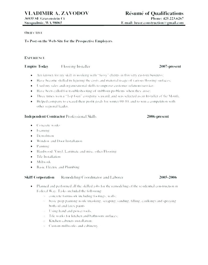 Drywall Contract Drywall Bid Proposal Template
