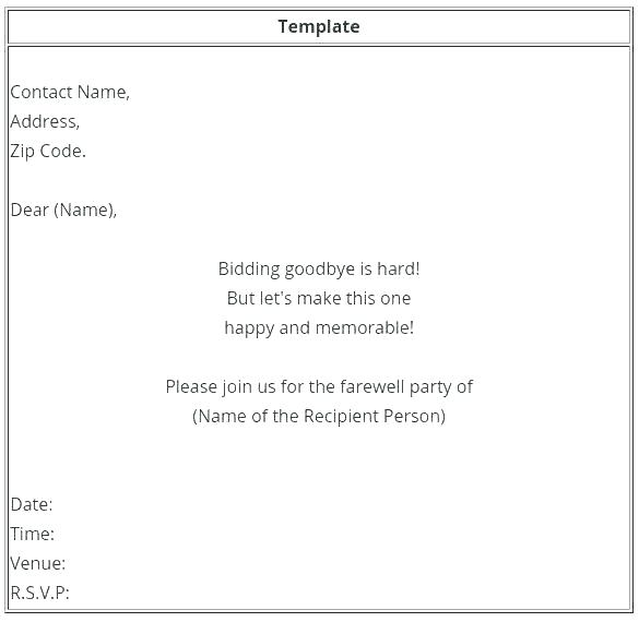 Editable Retirement Flyer Template Free
