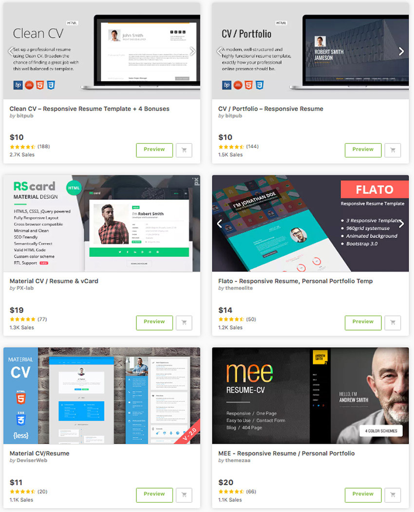 Envato Website Templates Free Download
