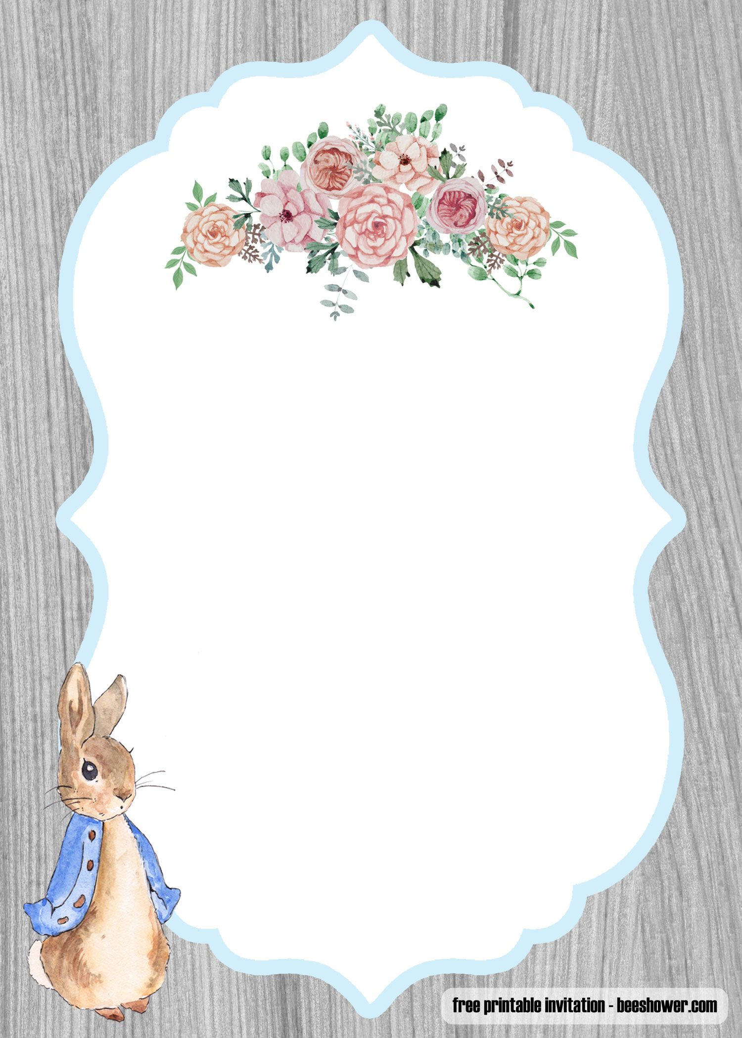 Free Online Baby Shower Invitations Templates Pdf