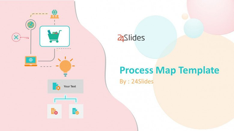 Free Process Map Template Powerpoint