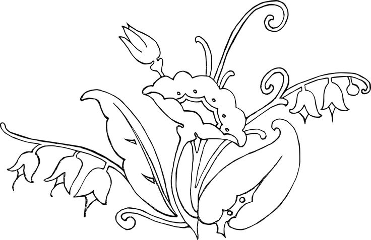 Glass Etching Templates For Free