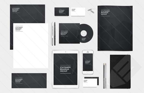Graphic Design Mockup Templates Free