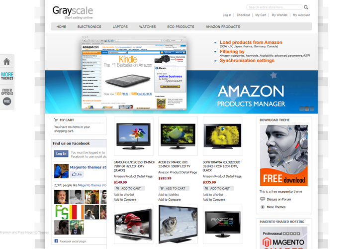 Magento Newsletter Templates Free