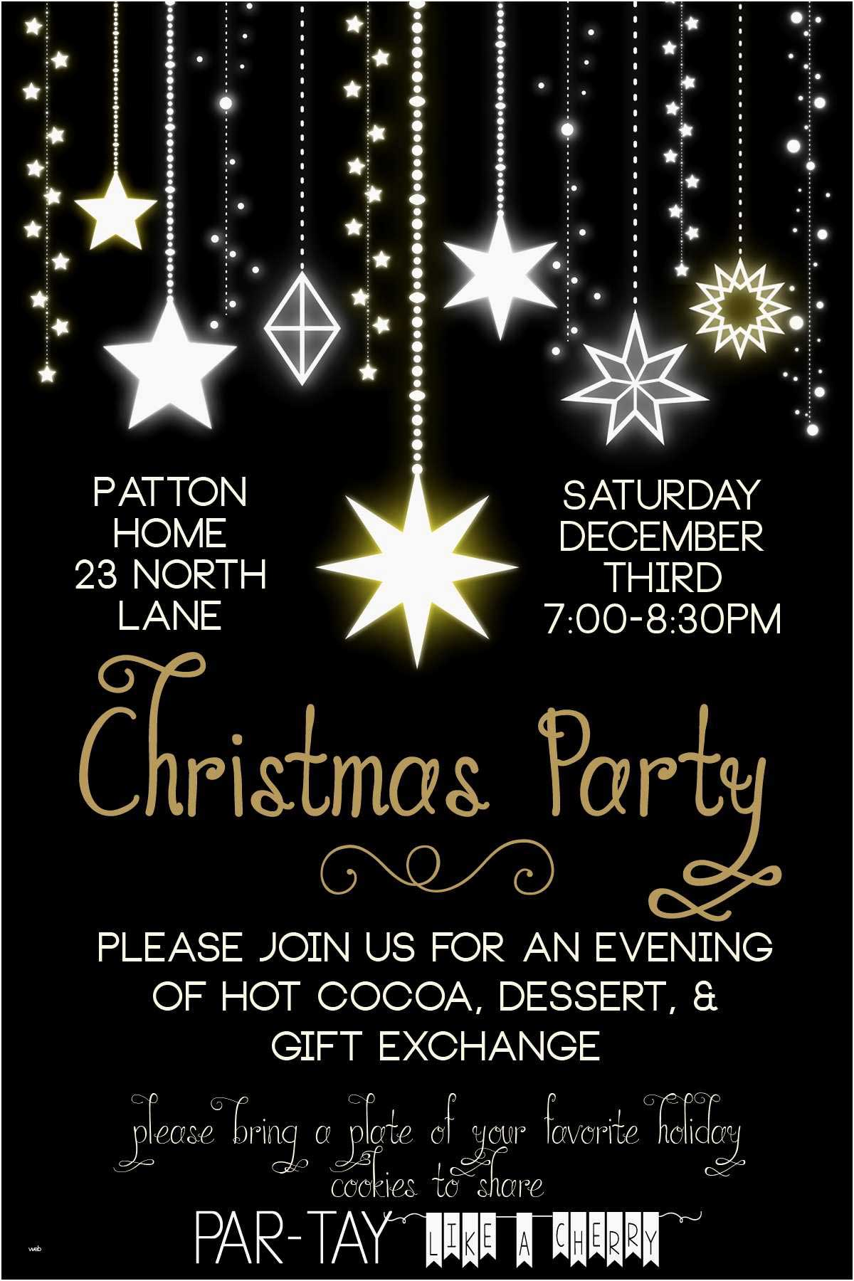 Masquerade Christmas Party Invitation Template