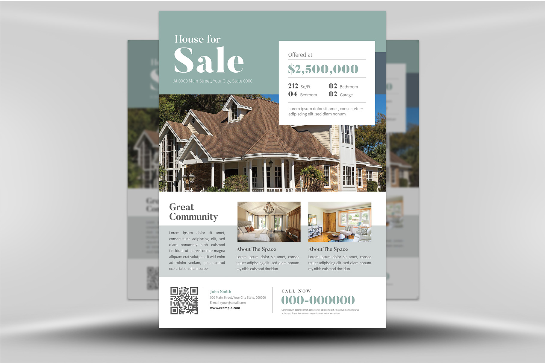Microsoft Real Estate Flyer Templates