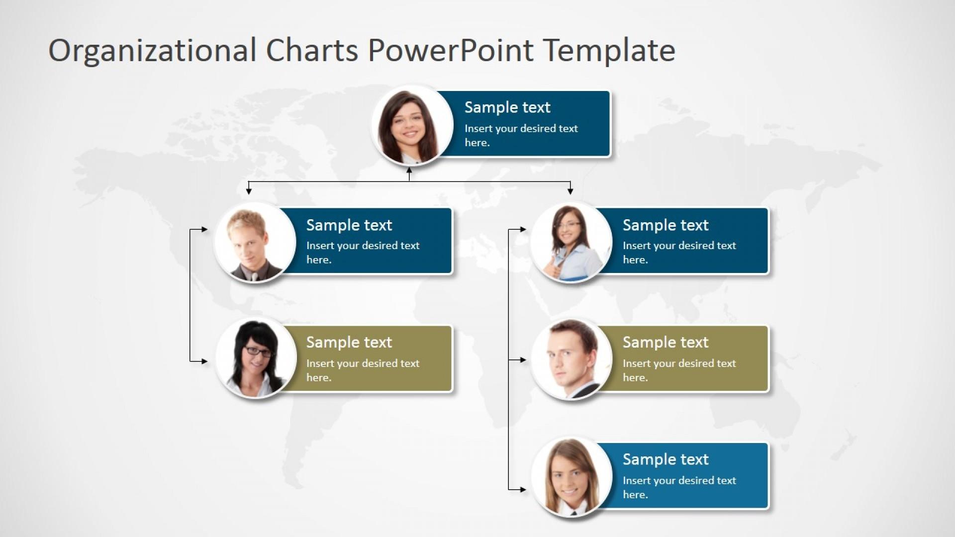 Org Chart Template Powerpoint 2010