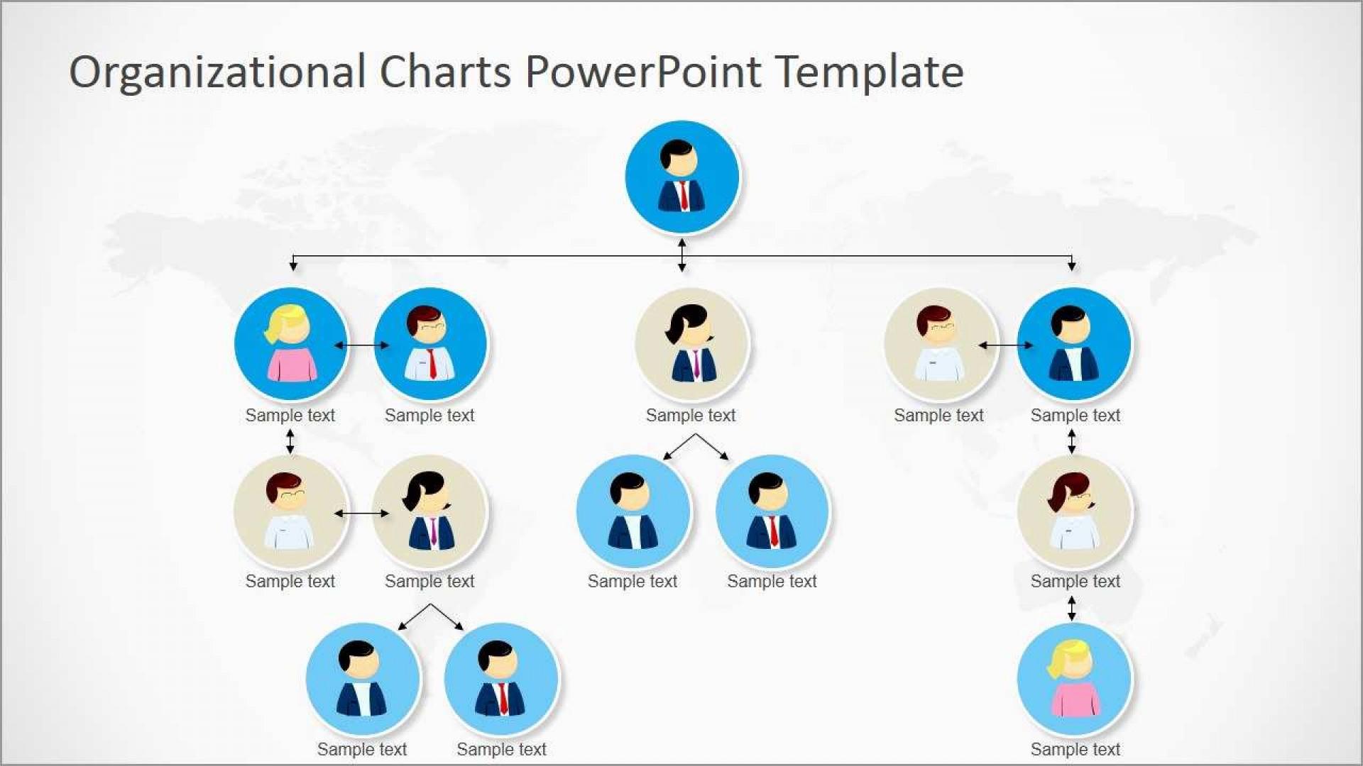 Organizational Structure Organizational Chart Template Free