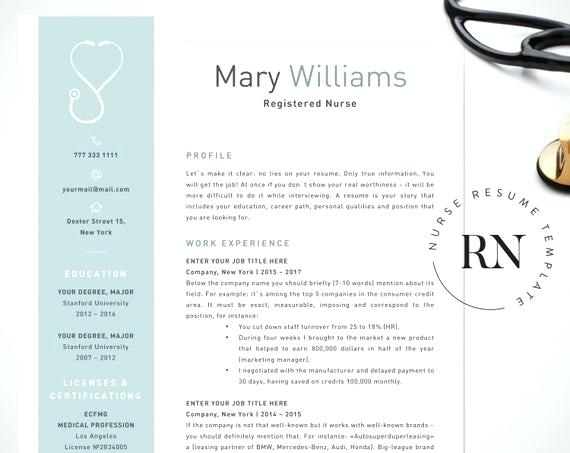 Physician Medical Doctor Cv Template Word