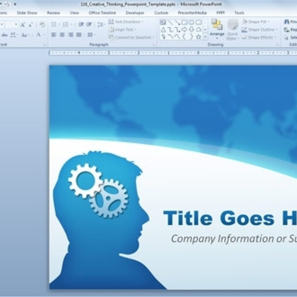 Ppt Slide Design Templates Free Download