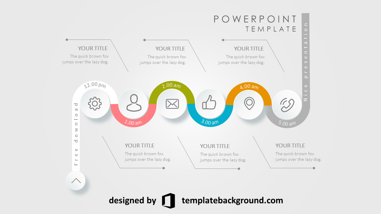 Presentation Animated Powerpoint Templates