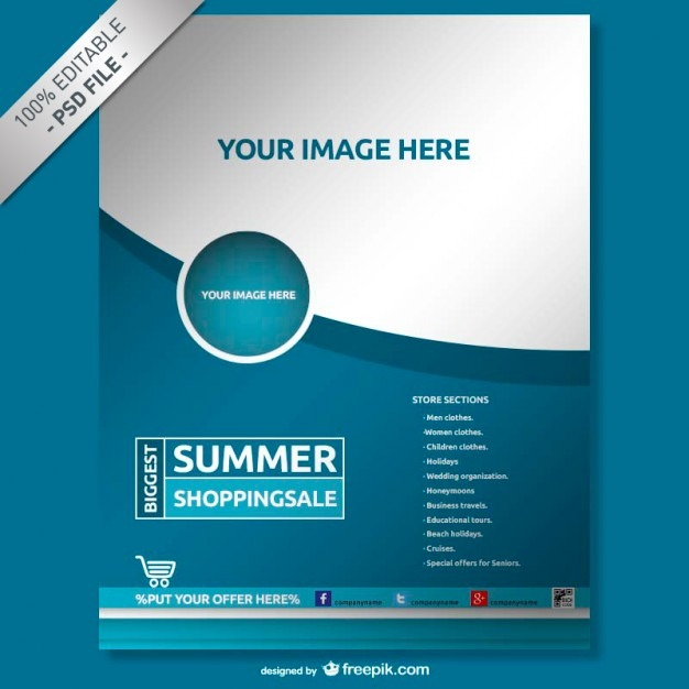 Psd File Photoshop Poster Templates