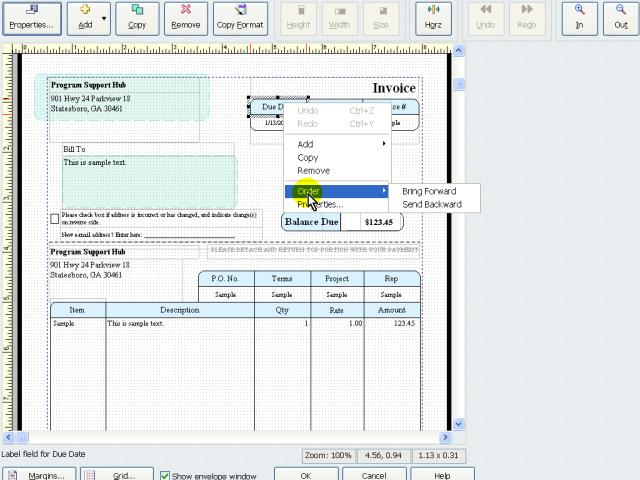 Quickbooks Forms Templates