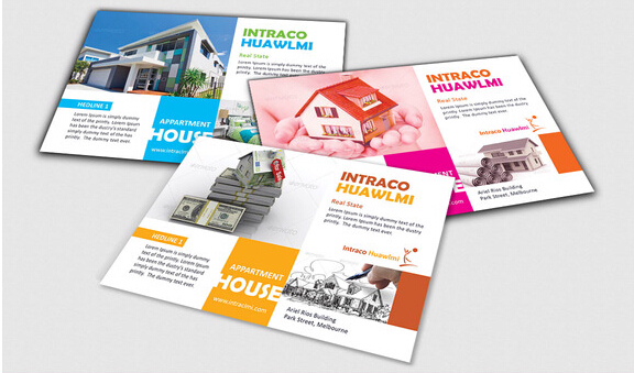 Real Estate Agent Brochure Templates