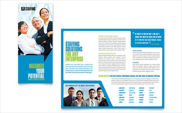 Recruitment Brochure Templates Free