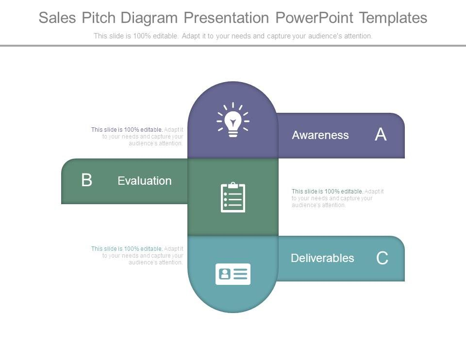 Sample Sales Presentation Powerpoint Template