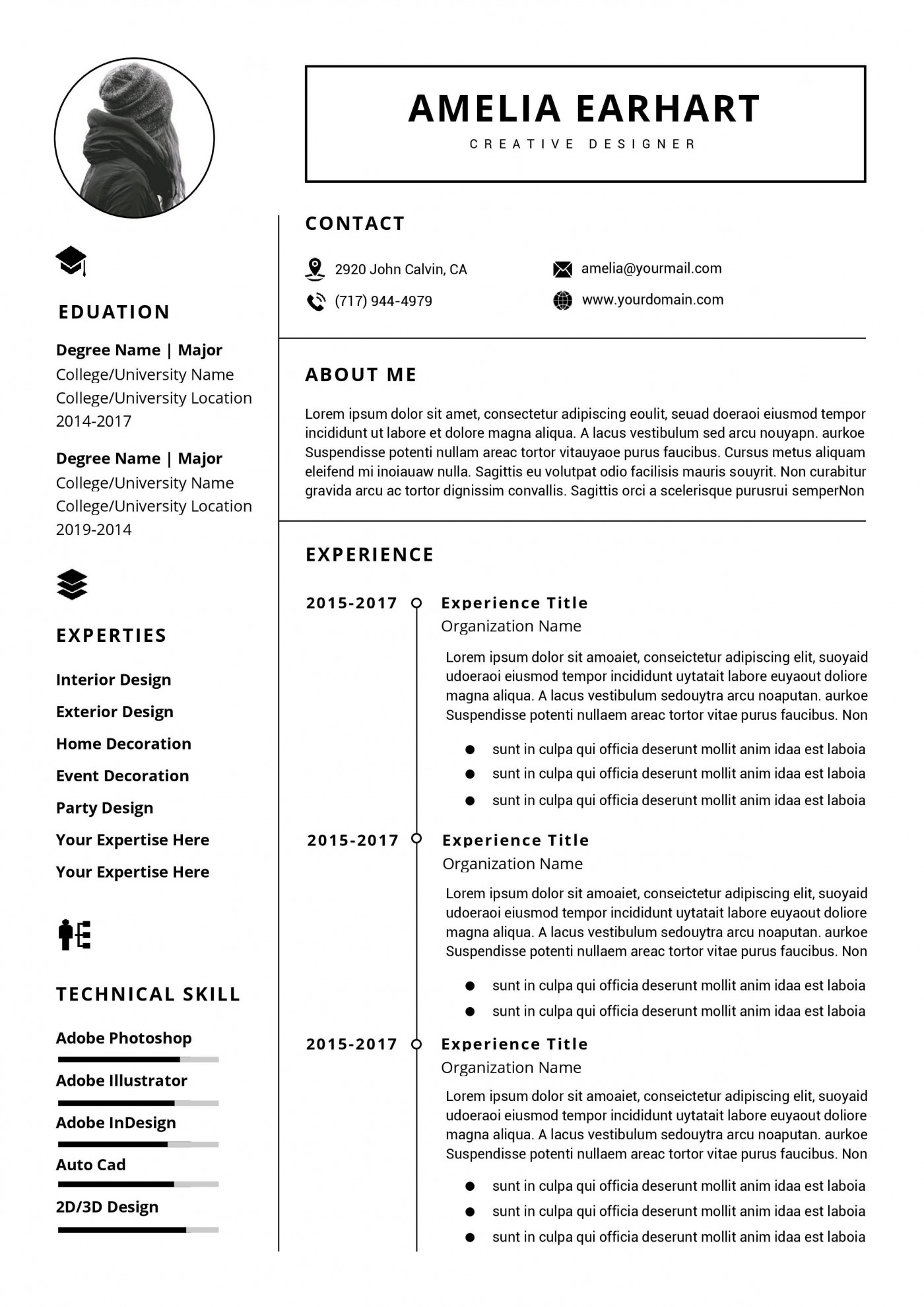 Software Engineer Resume Template Microsoft Word Download