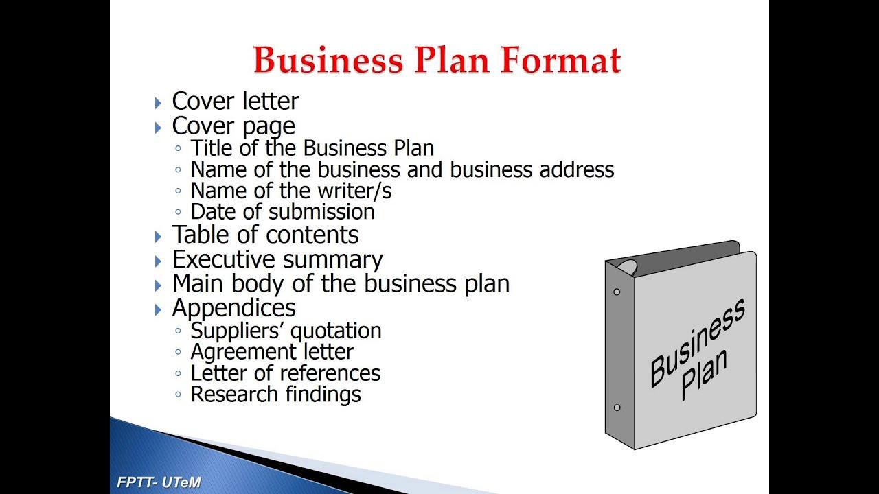 Startupdaddy Business Plan Template