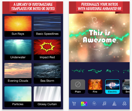 Video Templates For Imovie