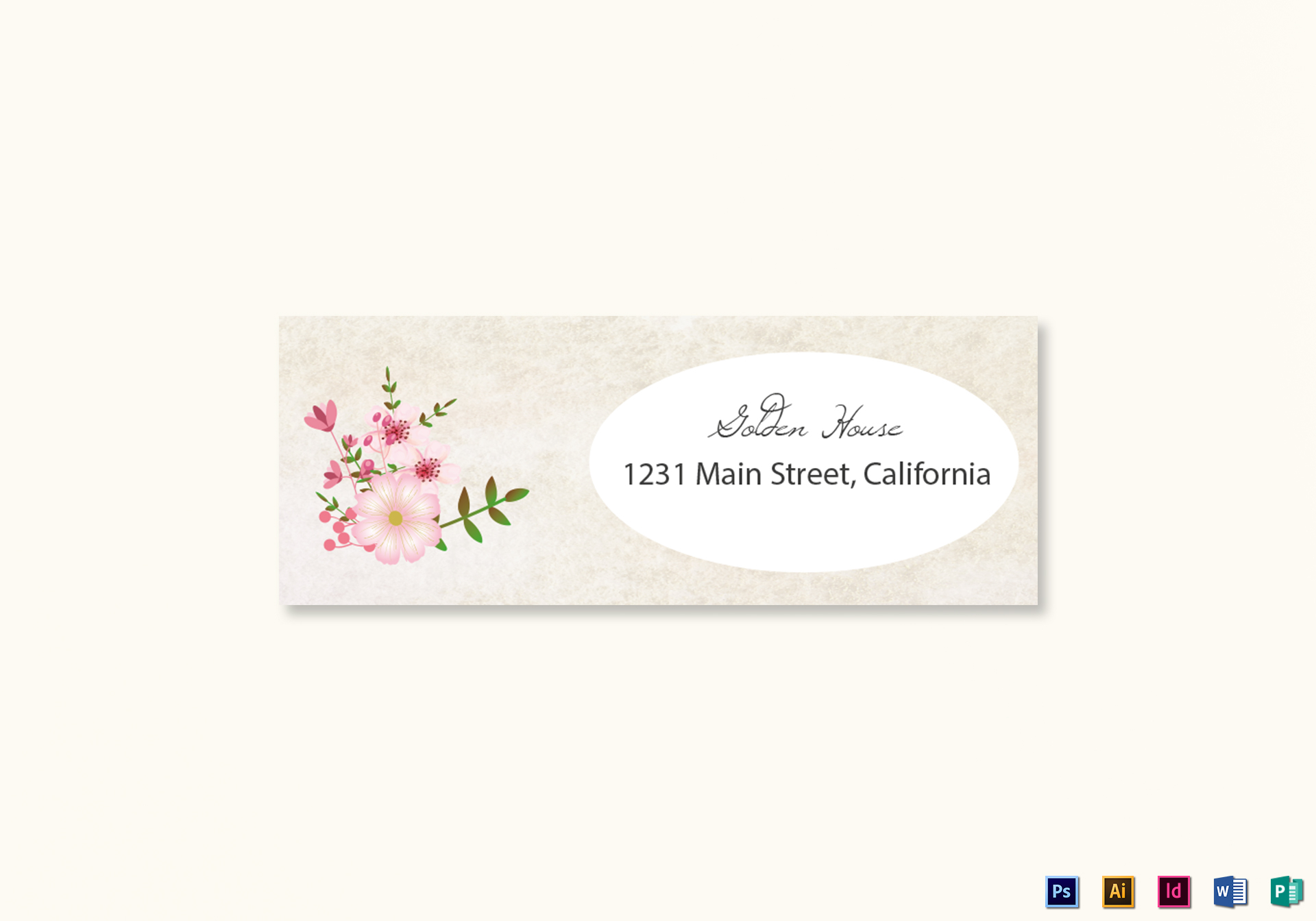 Wedding Address Labels Template Free