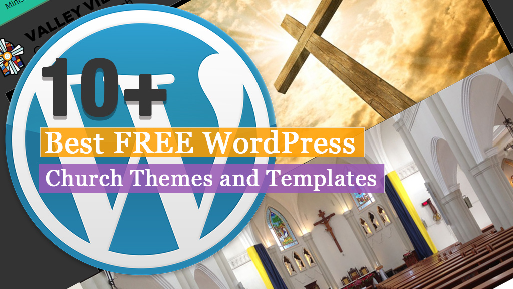 Wordpress Church Templates Free