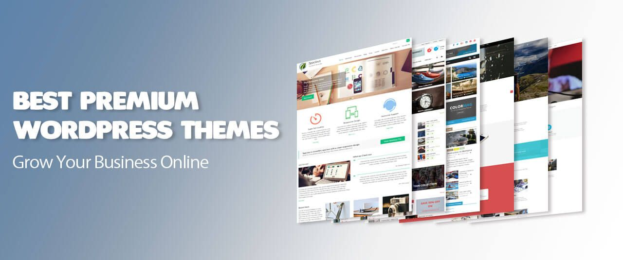 Wordpress Premium Templates