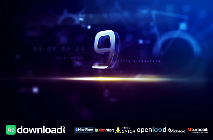 After Effects Countdown Template Free Download