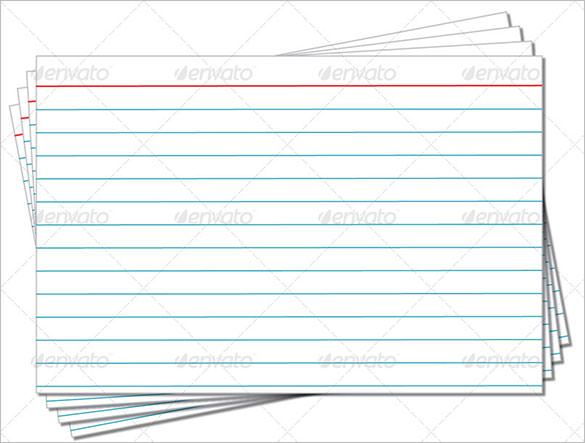 Avery Ready Index Dividers Template
