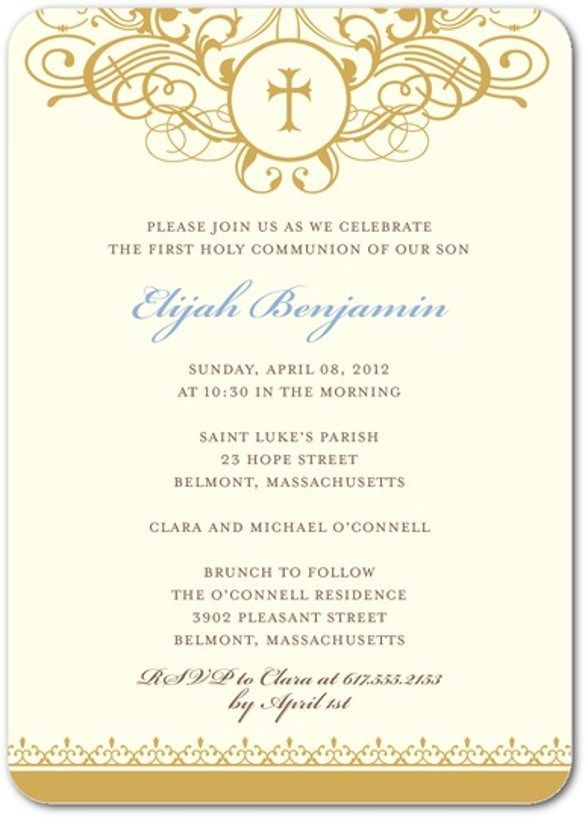 Formal Invitations Templates