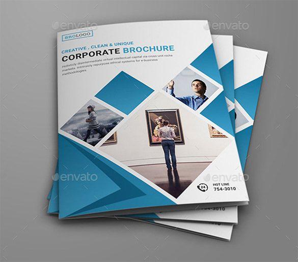 Free Bi Fold Brochure Templates