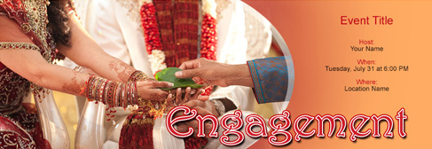 Free Editable Engagement Invitation Templates In Marathi