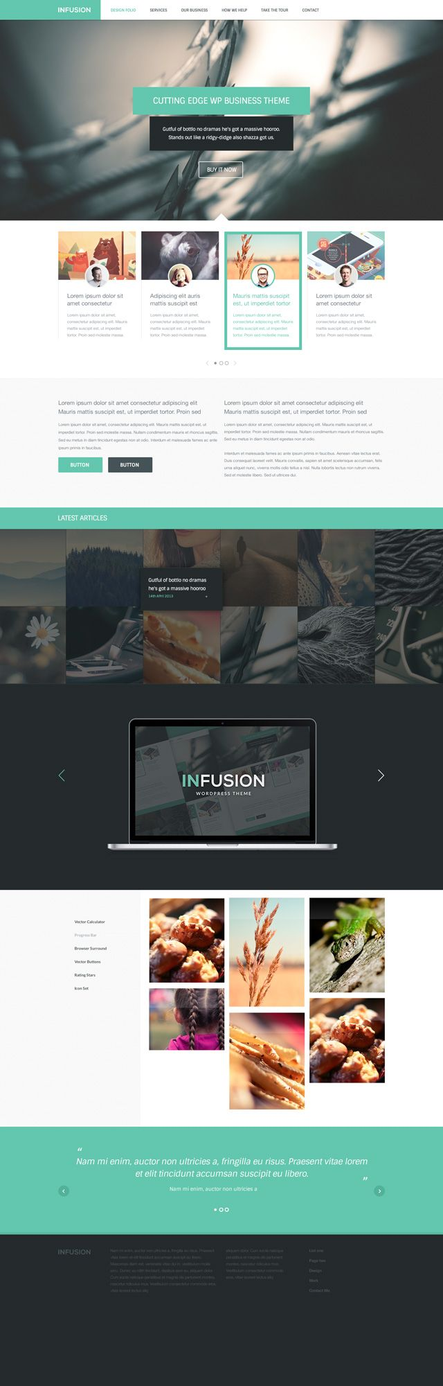 Godaddy Website Templates Free